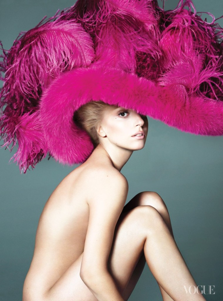 Lady Gaga September Vogue 2
