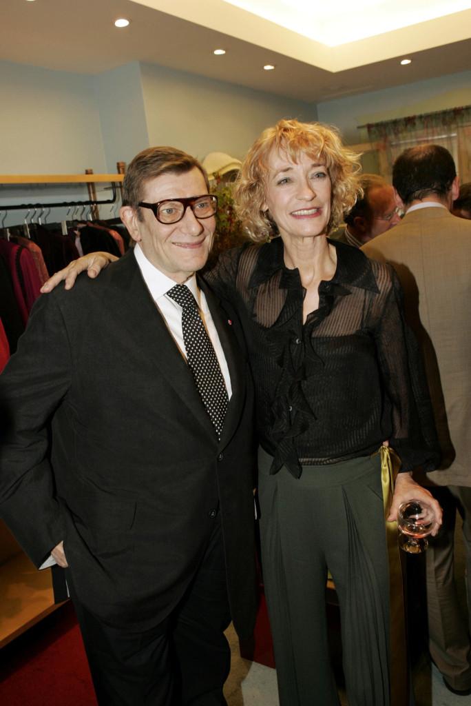 Loulou De La Falaise Cocktail Party - Paris Fashion Week