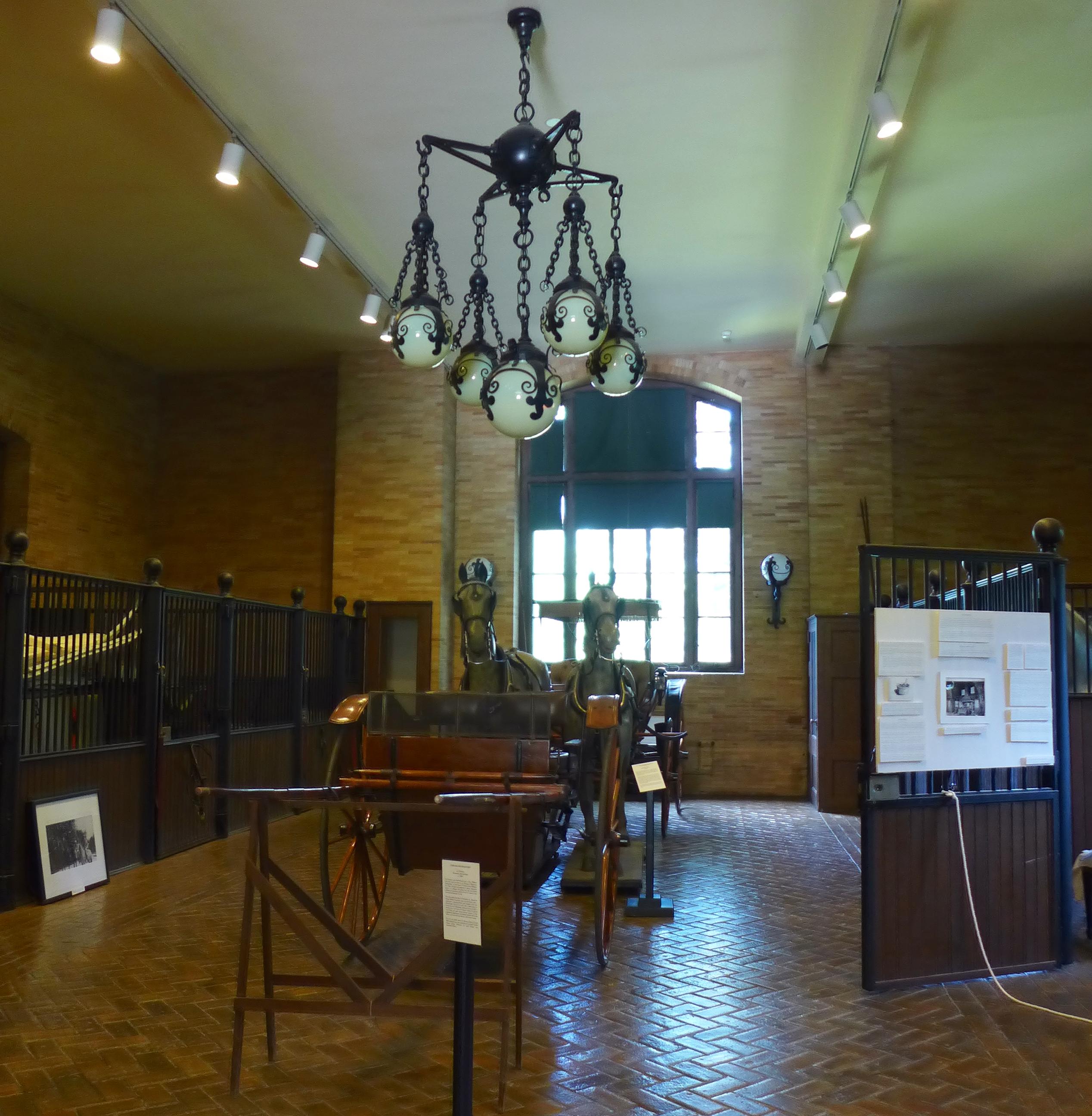 Philipsburg Manor Inside