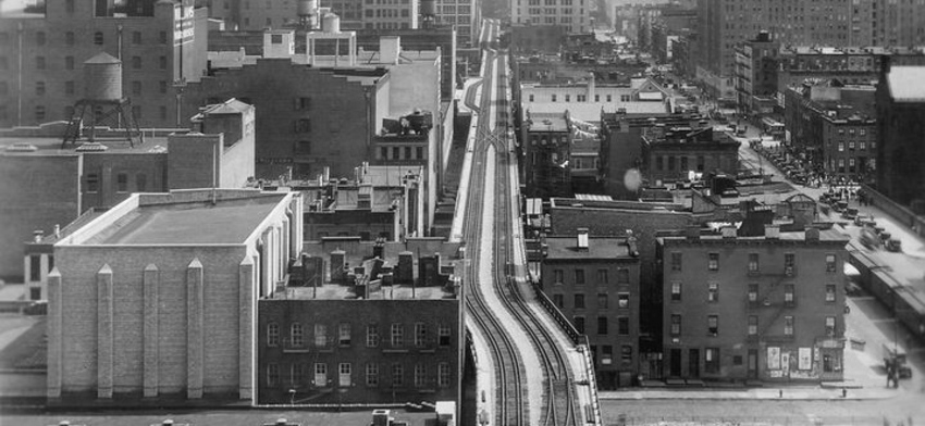 Courtesy-  Friends of the HighLine  Photographer Unknown