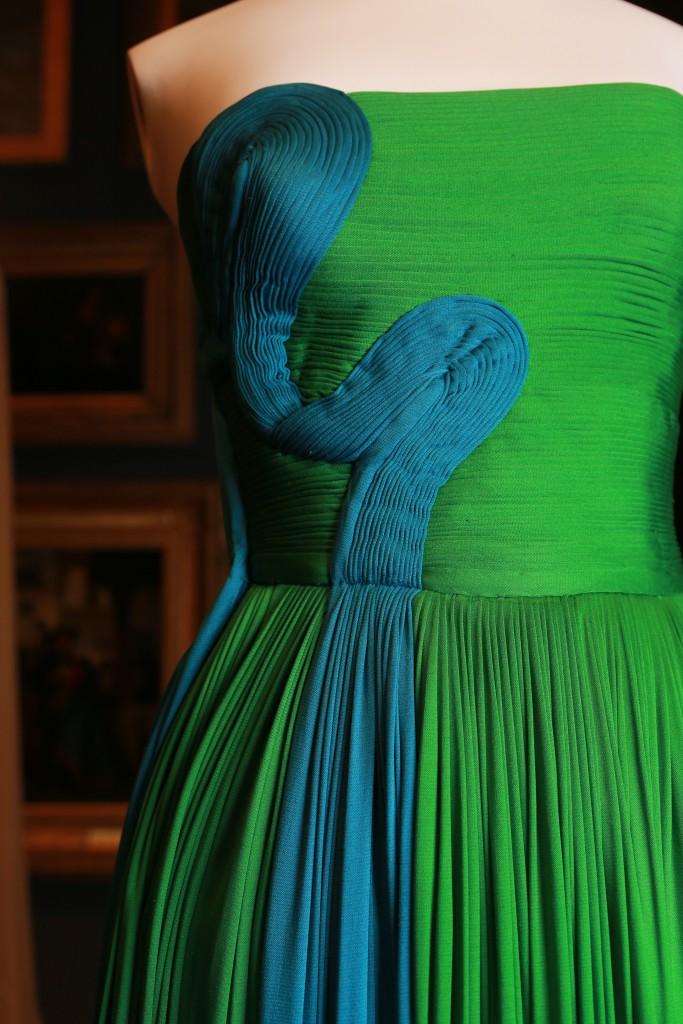Gres green detail