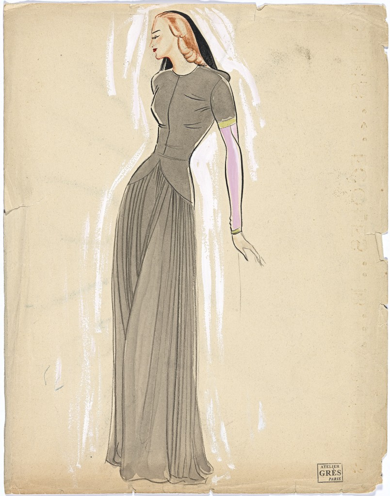 Jeanne Lanvin, Paris Fashion design 1927 Campbell-Pretty Fashion Research Collection National Gallery of Victoria, Melbourne Purchased with funds donated by Mrs Krystyna Campbell-Pretty in memory of Mr Harold Campbell- Pretty, 2015