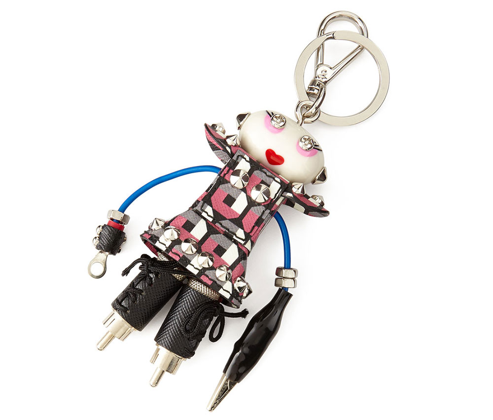 Prada Robot Trick Nancy Bag Charm