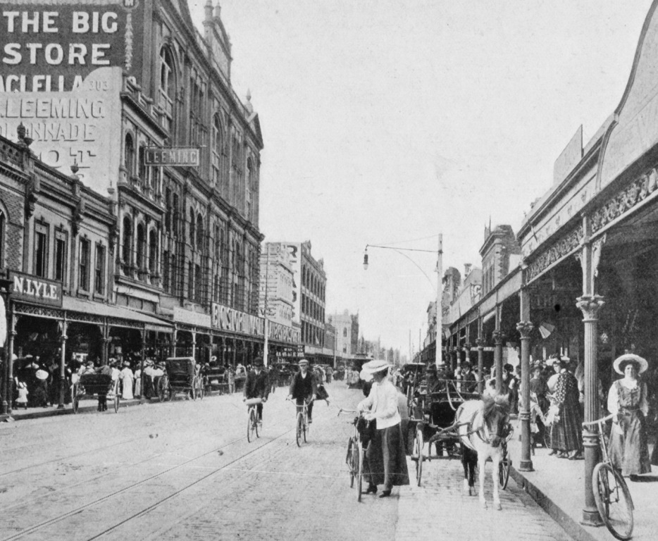 Early 20th Century Chapel Street