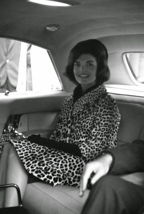Jacqueline Kennedy  Photograph:  Google Images