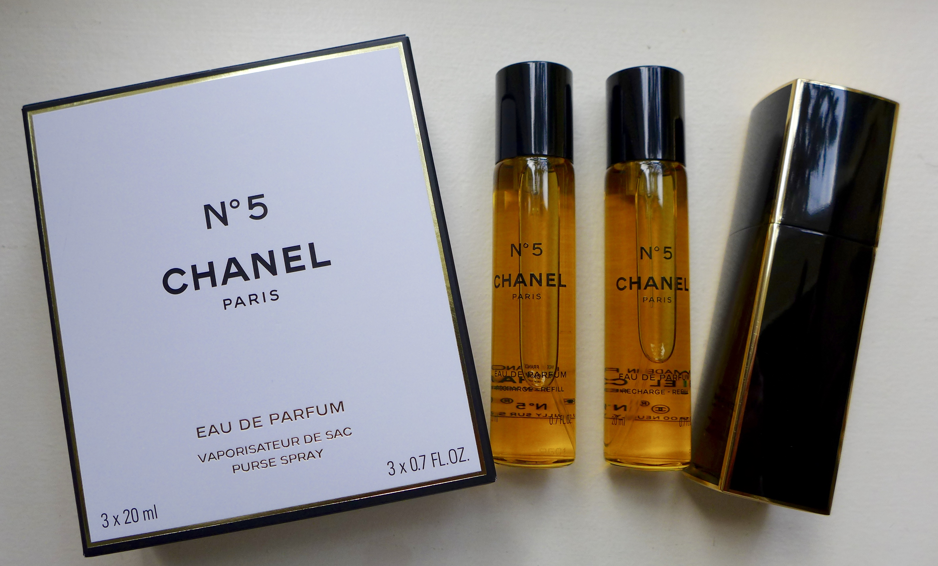 71c69e96d751 Chanel No 5 Eau de Parfum Photograph: GRACIE