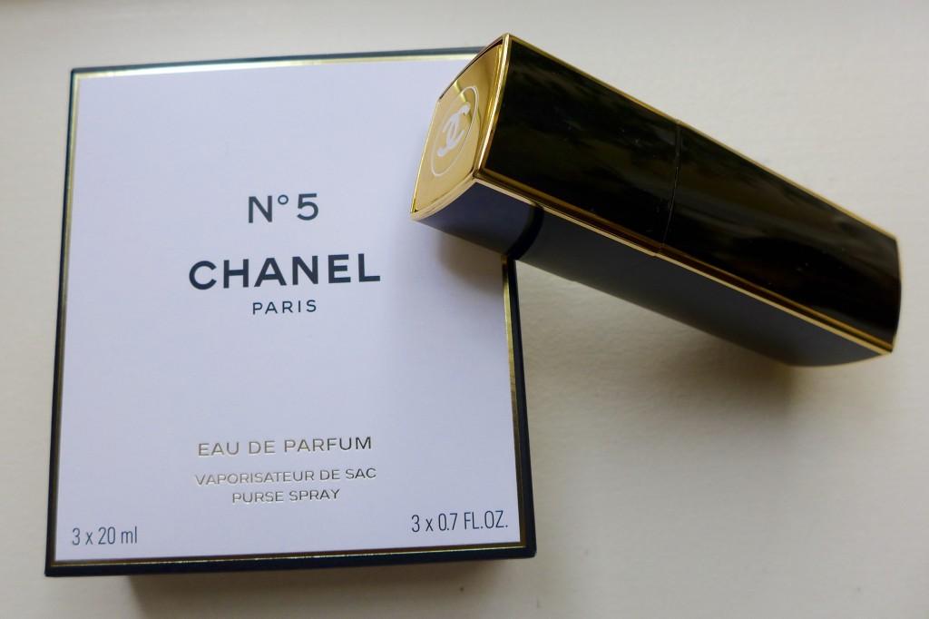 Chanel No 5 Eau de Parfum  Photograph:  GRACIE