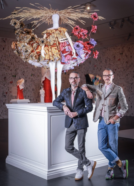 Viktor & Rolf  Photograph courtesy NVG Victoria