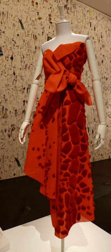 Red Carpet Dressing Autumn-Winter 2014-2015  Photograph:  GRACIE