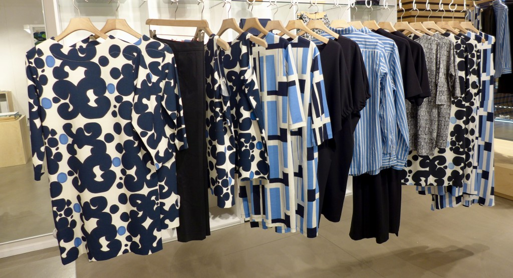 A selection from the current range Marimekko Store, The Emporium, Melbourne  Photograph: GRACIE