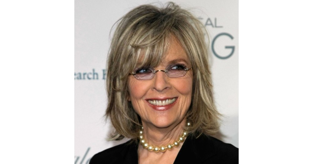 Diane Keaton:  Photograph Source:  tscelebs.com