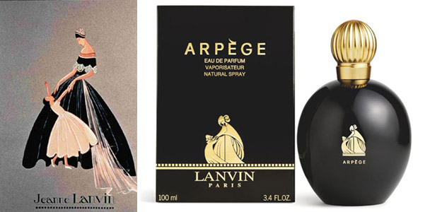 Arpege Perfume  Photograph:  Google