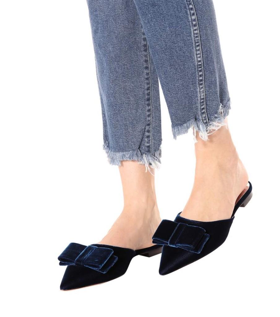 Rochas Blue Velvet - aristocratic elegance