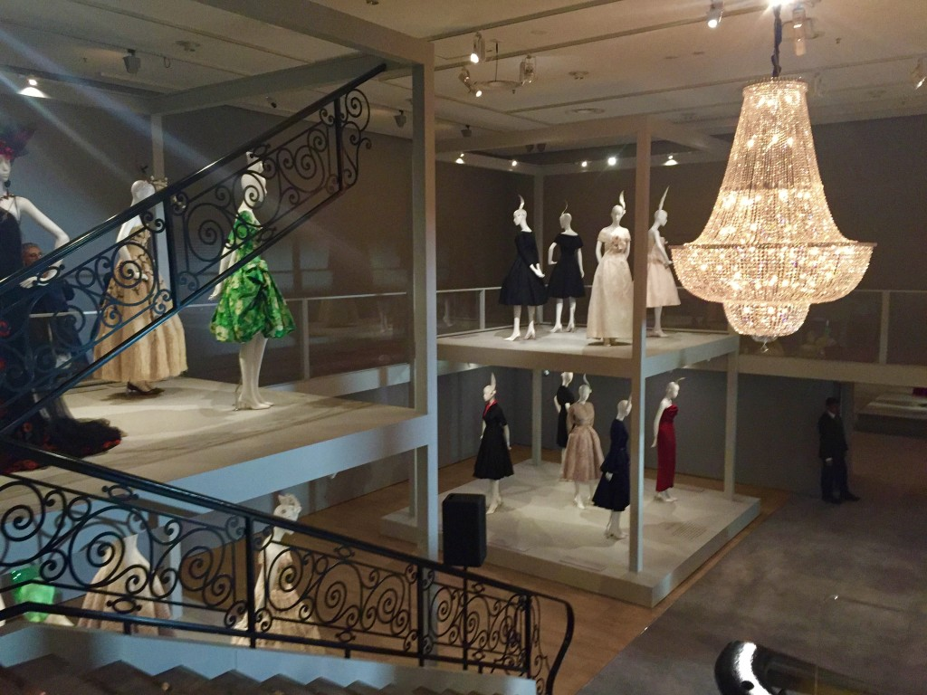 The House of Dior:  Seventy Years of Haute Couture   Exhibition   Photograph:  GRACIE