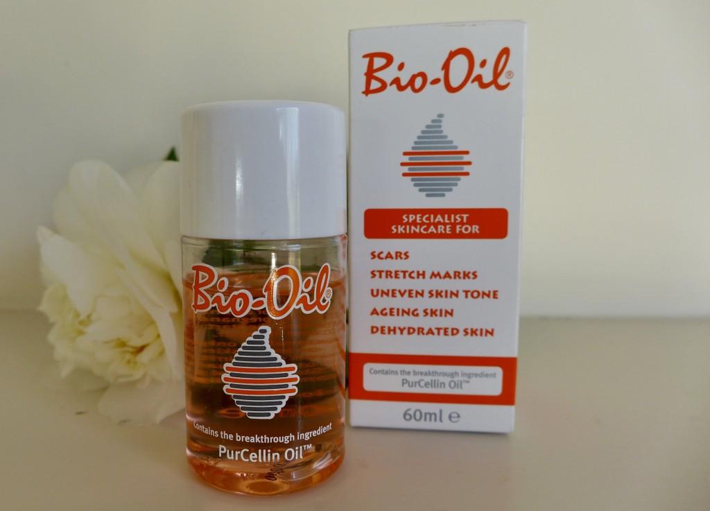Specialist skincare Bio-Oil   Photograph:  GRACIE
