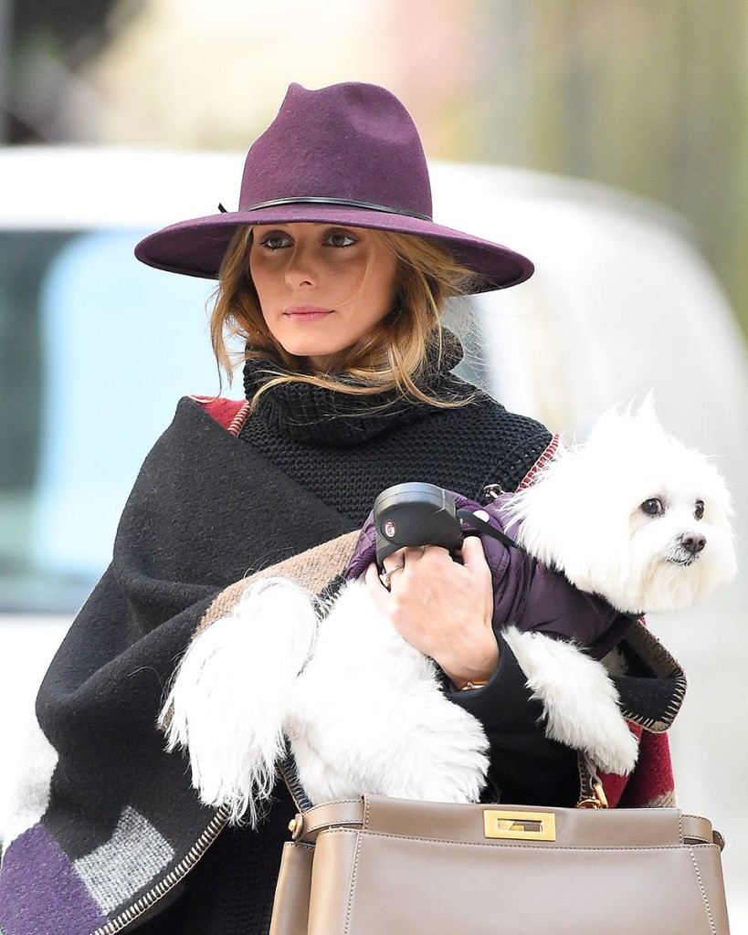 Olivia Palermo  Source:  Splash News