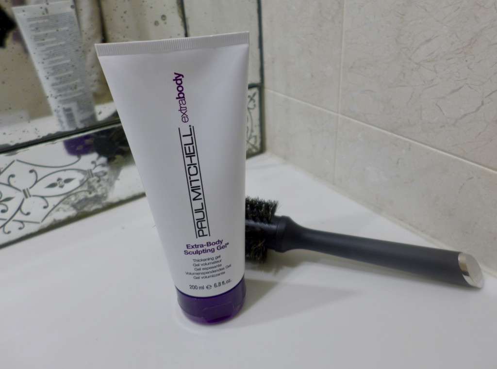 Paul Mitchell Extra-Body Sculpting Gel  Photograph:  GRACIE