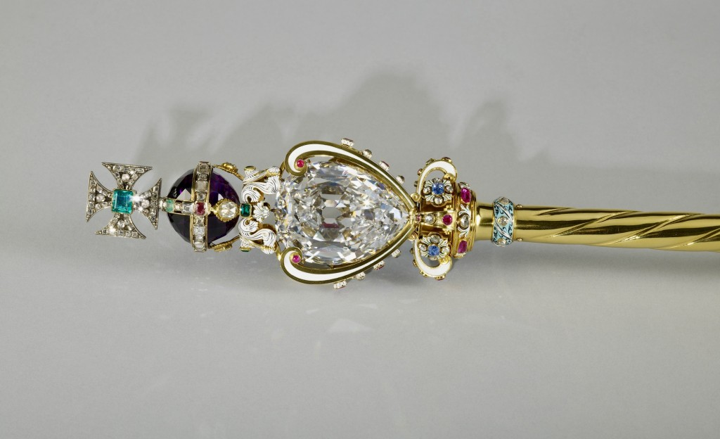 The Royal Sceptre.