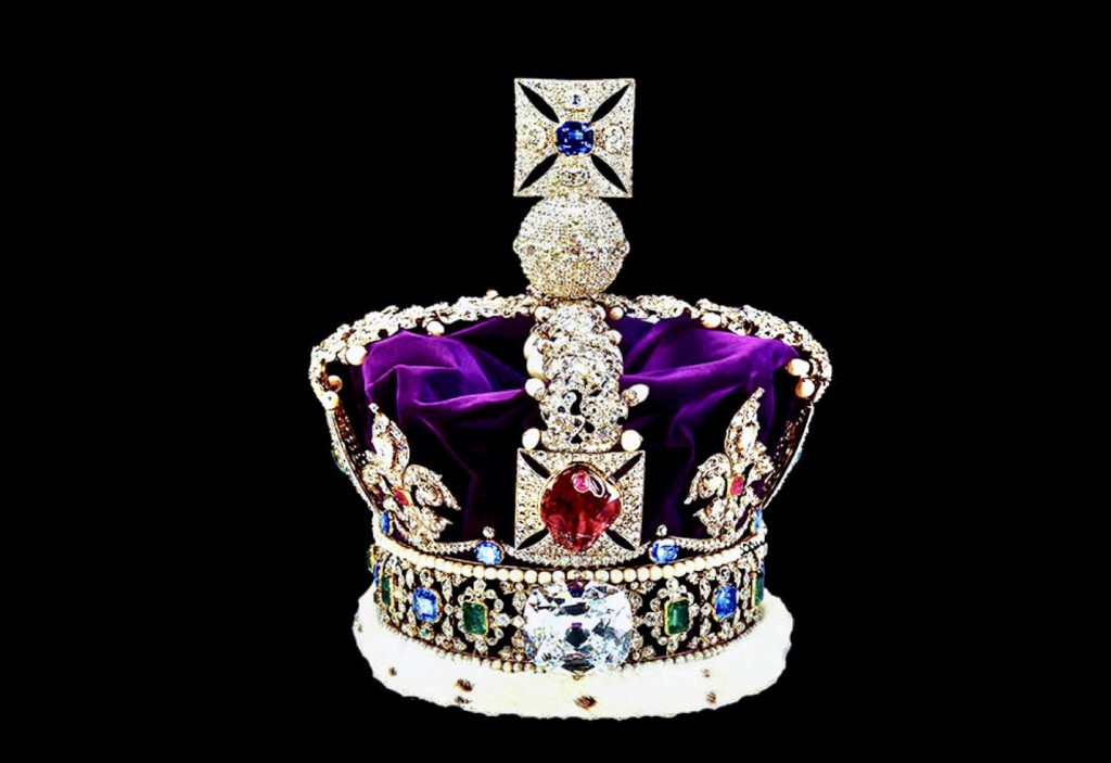 The British Imperial State Crown  Image:  Google