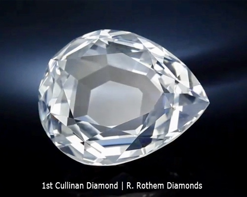 The Star of Africa - Cullinan I