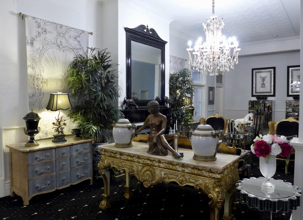 The Convent Guest Lounge  Photograph:  GRACIE